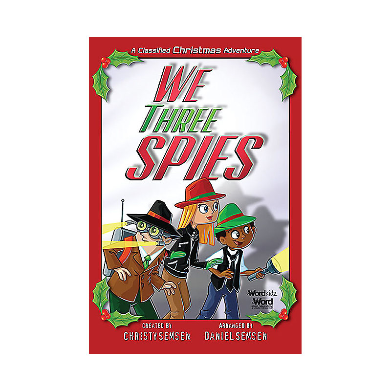 We Three Spies Instructional DVD