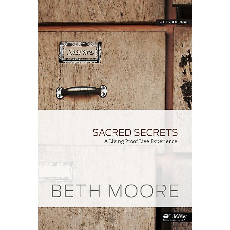 Sacred Secrets - Study Journal