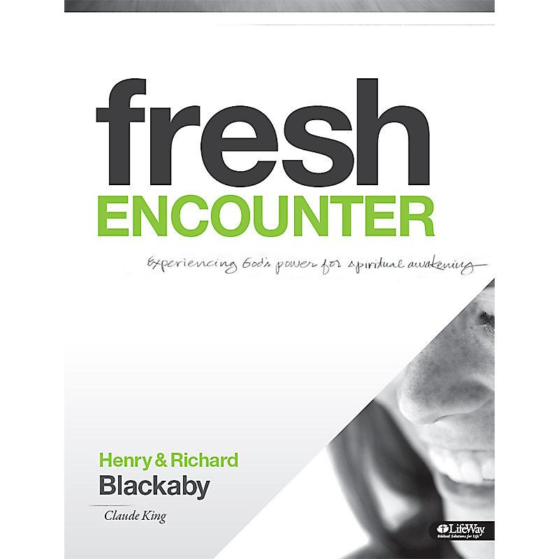 Fresh Encounter - Member Book