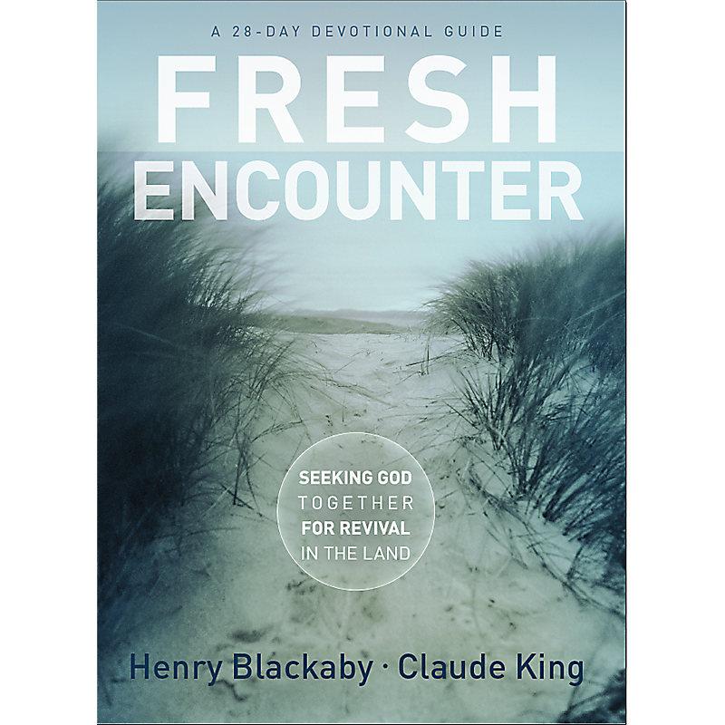 Fresh Encounter: A 28-Day Devotional Guide