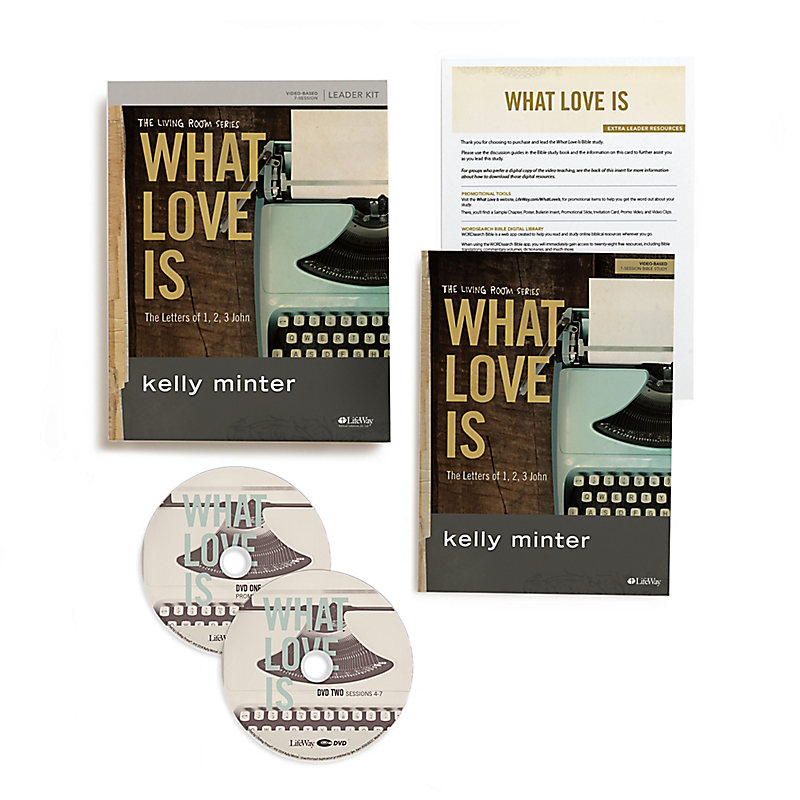 What Love Is - Leader Kit