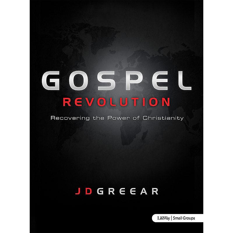 Gospel Revolution - Member Book