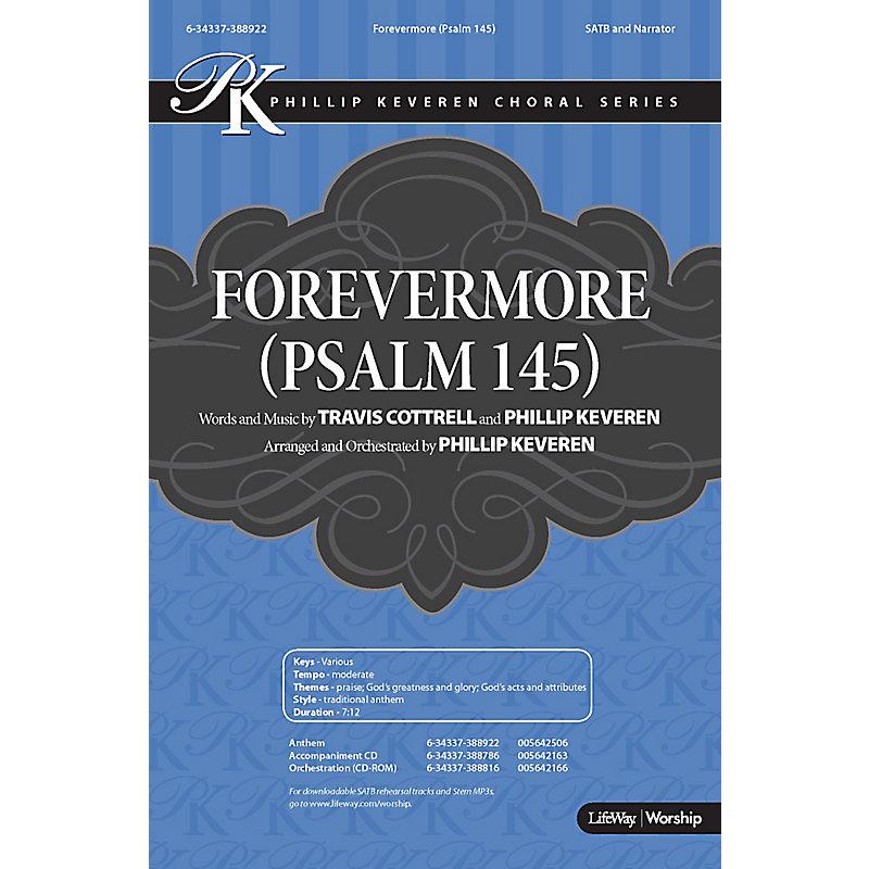 Forevermore (Psalm 145) - Anthem (Min. 10)