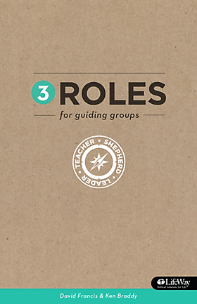 3 Roles for Guiding Groups  - David Francis