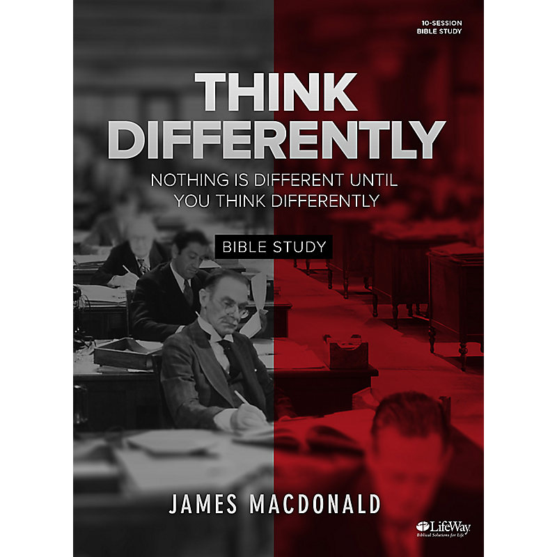Think Differently - Bible Study Book
