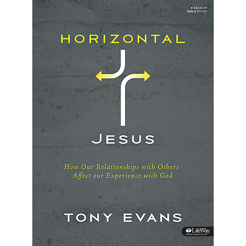 Horizontal Jesus - Bible Study Book