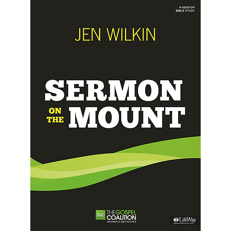 The Sermon on the Mount - Bible Study Book