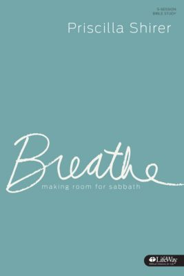 Breathe Bible Study by Priscilla Shirer