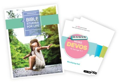 Bible Studies for Life Kids Devotional Bundles