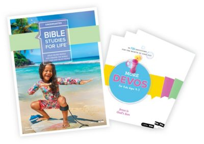 Bible Studies for Life Kids Activity Bundle