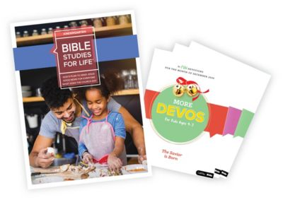 Bible Studies for Life Kids Activity Bundle