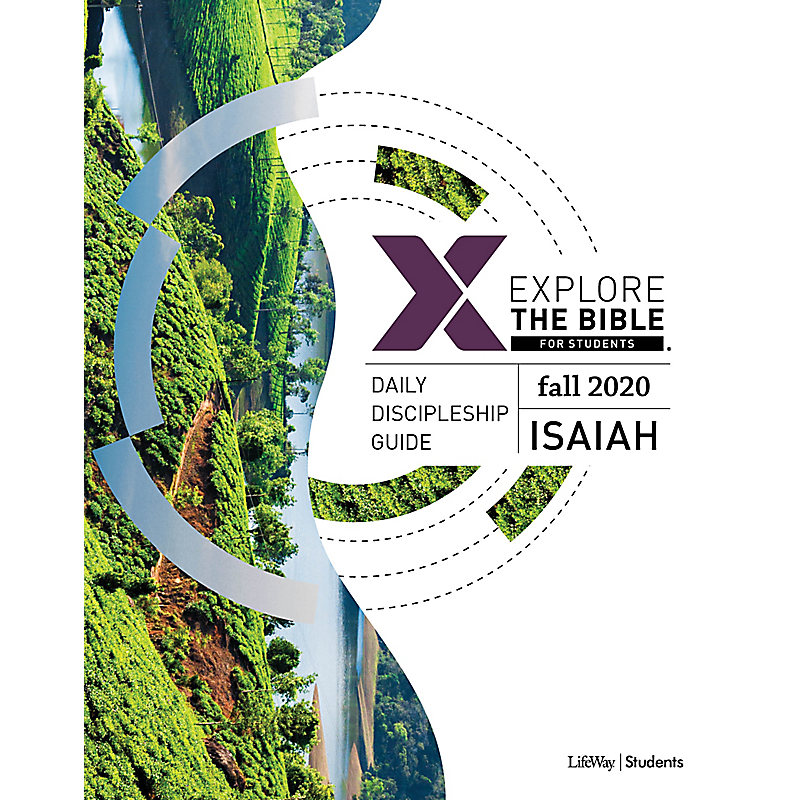 Explore the Bible: Students Daily Discipleship Guide - CSB - Fall 2020
