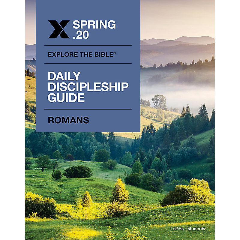 Explore the Bible: Students Daily Discipleship Guide - CSB - Spring 2020