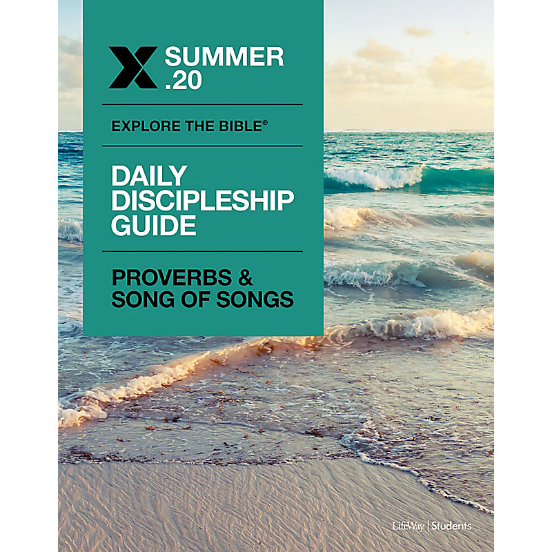 Explore the Bible: Students Daily Discipleship Guide - CSB - Summer 2020