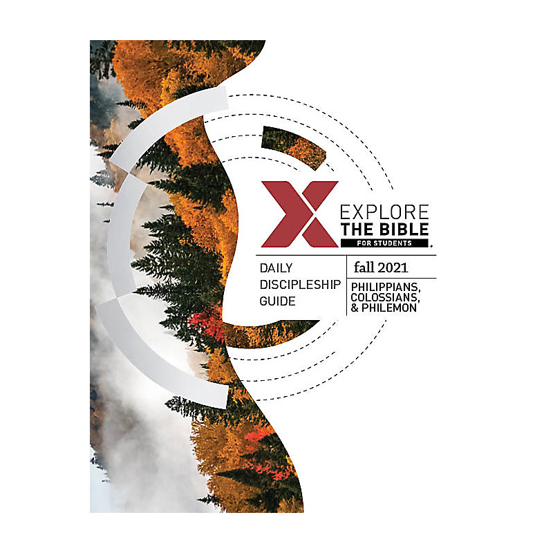 Explore the Bible: Students - Daily Discipleship Guide - CSB - Fall 2021