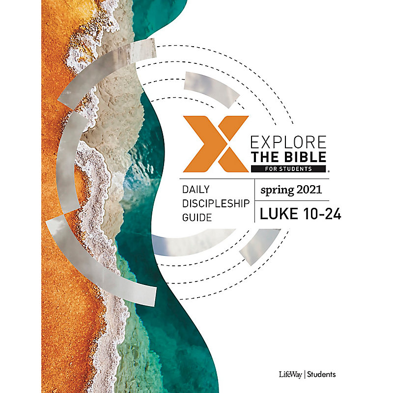 Explore the Bible: Students Daily Discipleship Guide - CSB - Spring 2021