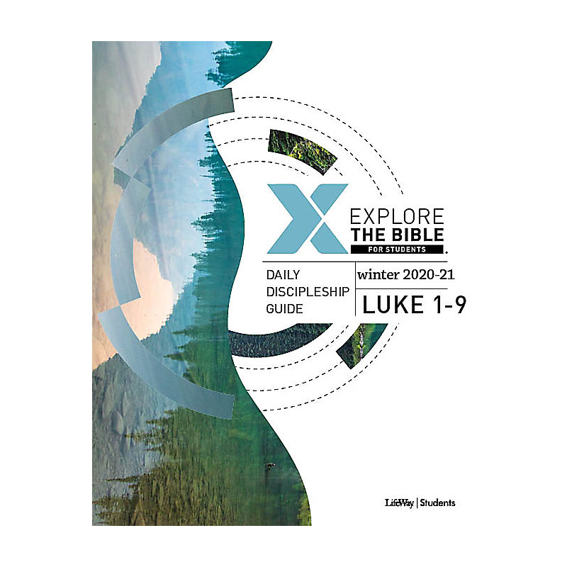 Explore the Bible: Students - Daily Discipleship Guide - Winter 2020-21 - CSB