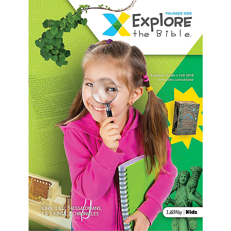 Explore the Bible: Younger Kids Explorer Guide - Fall 2019