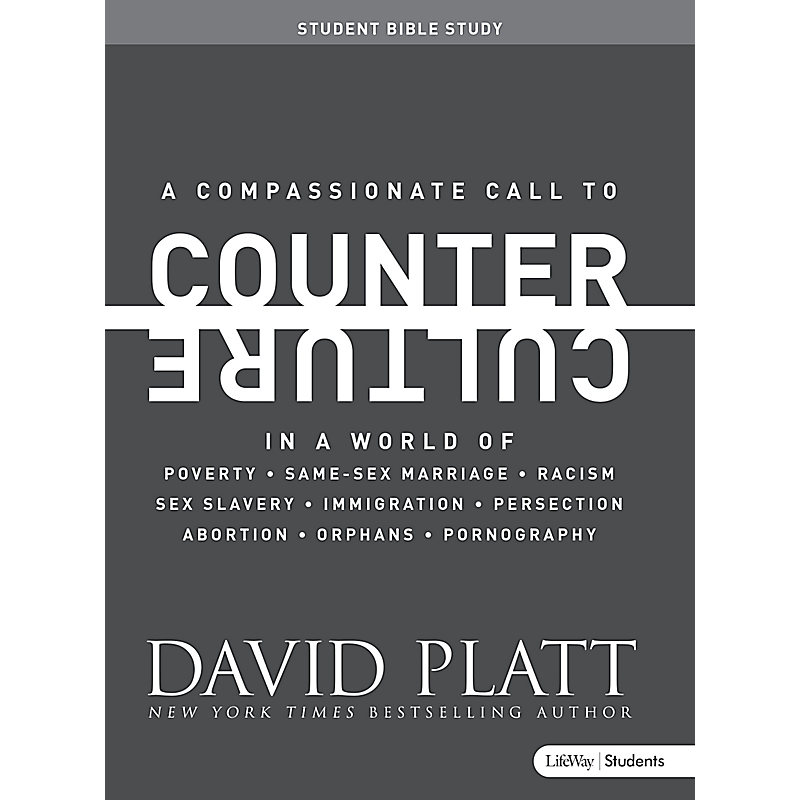 Counter Culture - Teen Bible Study Leader Kit