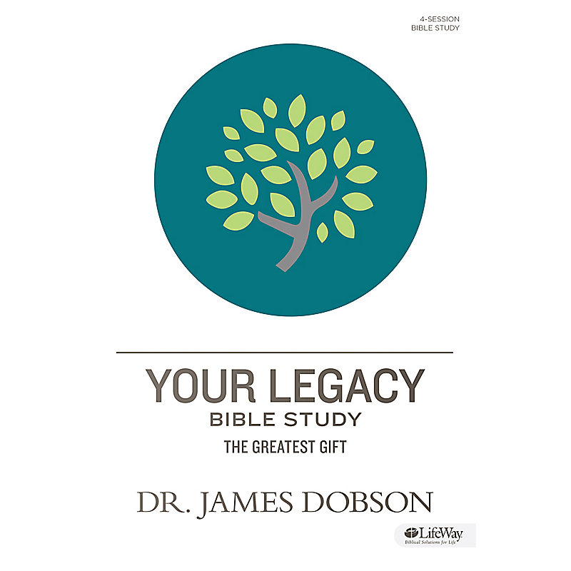Your Legacy - Member Book