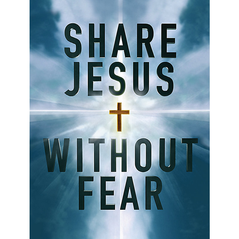 Share Jesus Without Fear - Witness Cards