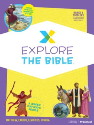 Explore the Bible Kids Leader Guide
