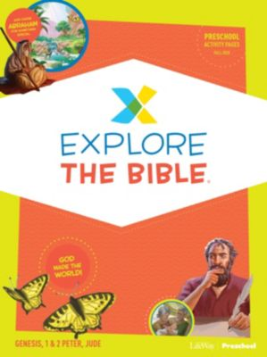 Explore the Bible Kids Resources