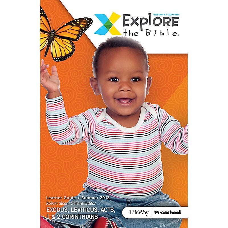Explore the Bible: Diaper Bag Cards Summer 2018