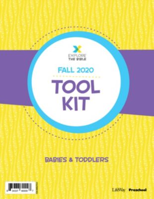 Explore the Bible Kids Tool Kit