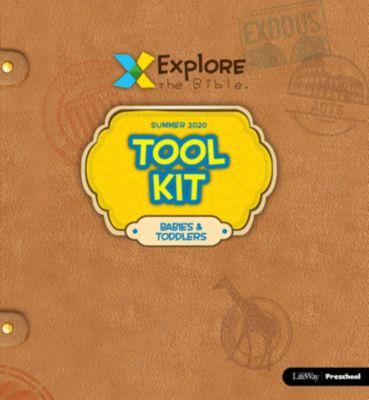 Explore the Bible Kids Tool Kit