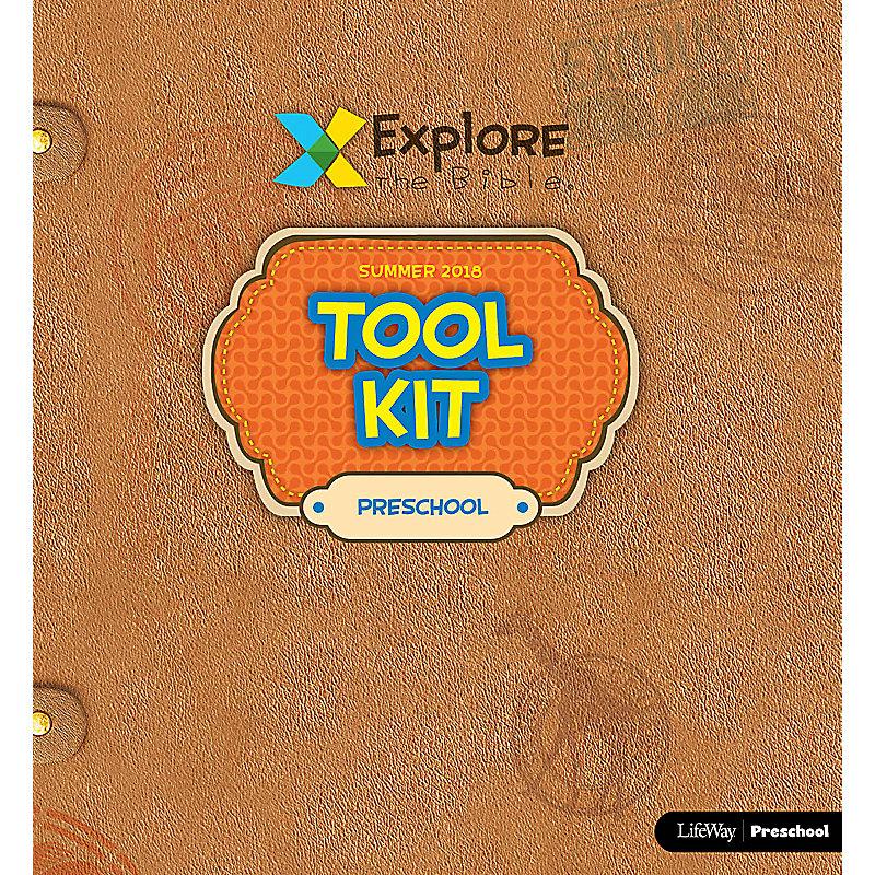 Explore the Bible: Preschool Tool Kit Summer 2018