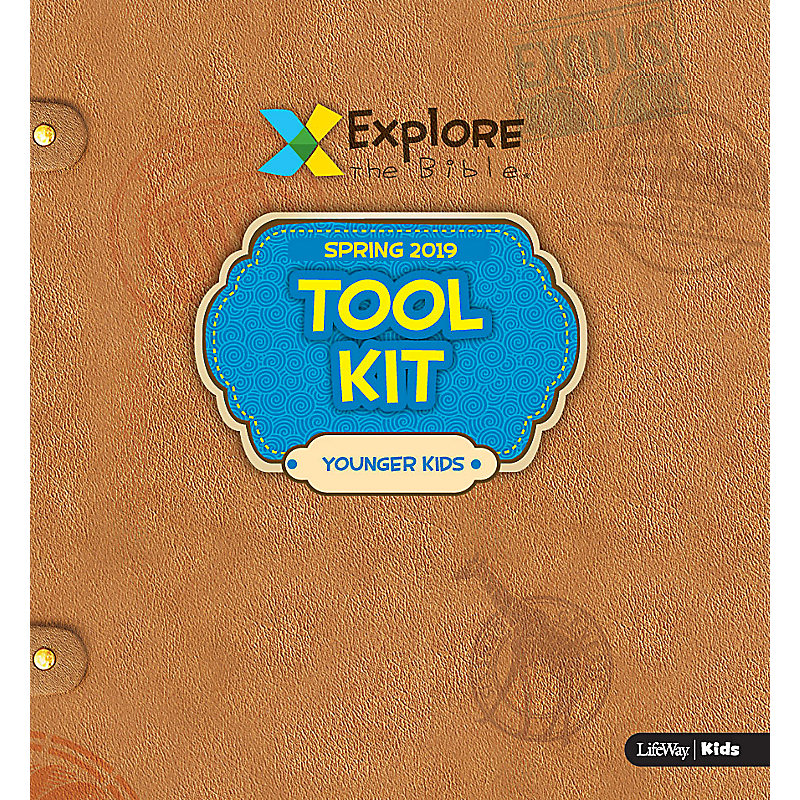 Explore the Bible: Younger Kids Tool Kit - Spring 2019