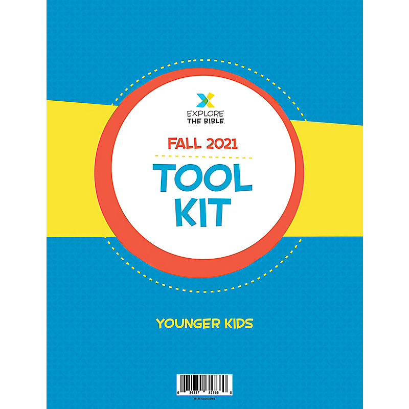 Explore the Bible: Younger Kids Tool Kit - Fall 2021