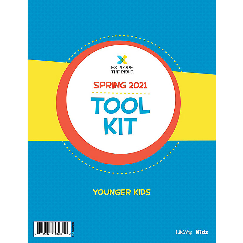 Explore the Bible: Younger Kids Tool Kit - Spring 2021