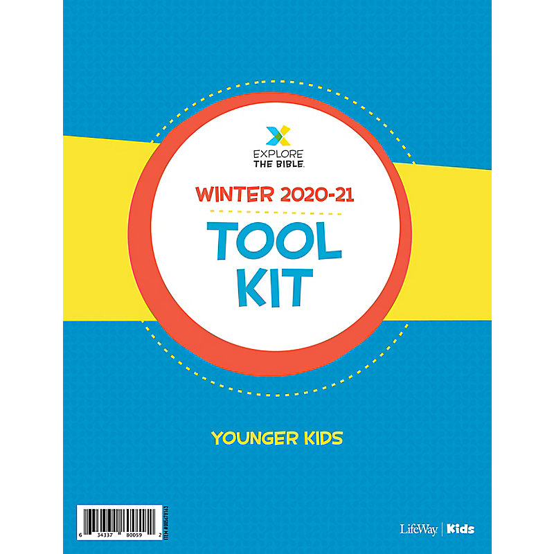 Explore the Bible: Younger Kids Tool Kit - Winter 2021