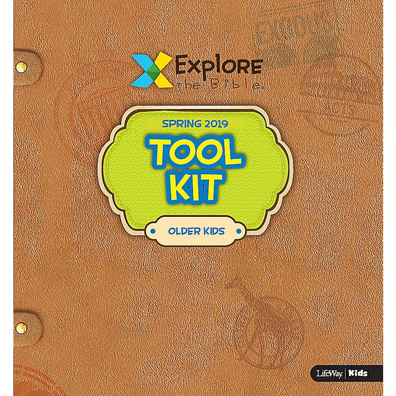 Explore the Bible: Older Kids Tool Kit - Spring 2019