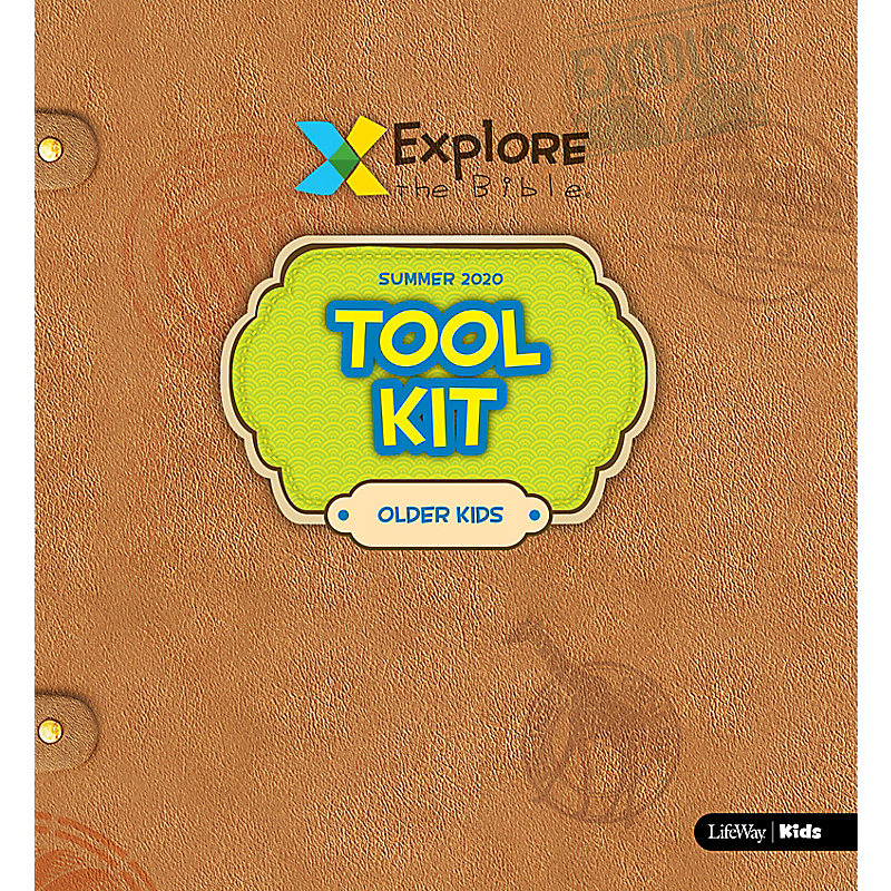 Explore the Bible: Older Kids Tool Kit - Summer 2020
