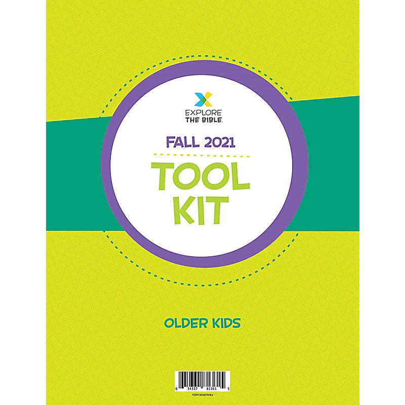 Explore the Bible: Older Kids Tool Kit - Fall 2021