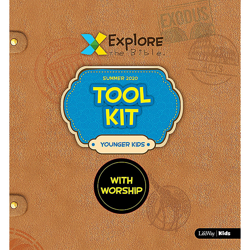 Explore the Bible: Younger Kids Tool Kit with Worship - Spring 2019