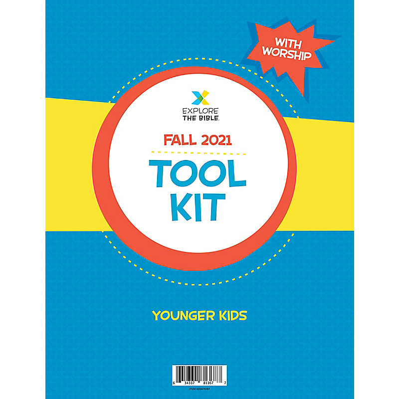 Explore the Bible: Younger Kids Tool Kit with Worship - Fall 2021