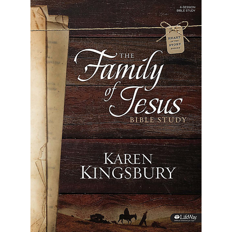 The Family of Jesus - Bible Study Book