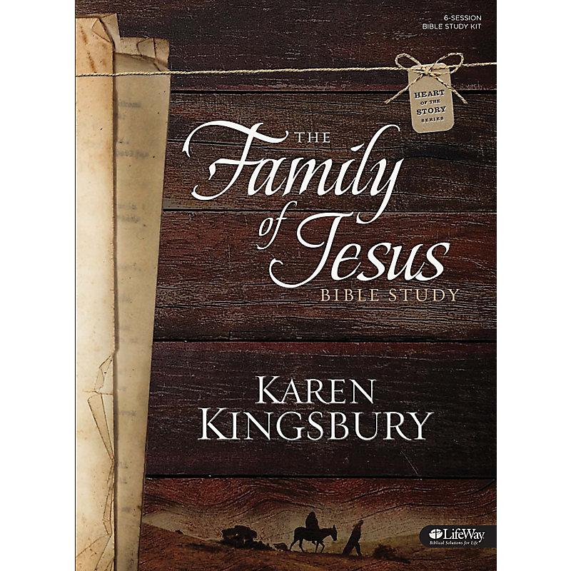 The Family of Jesus - Leader Kit
