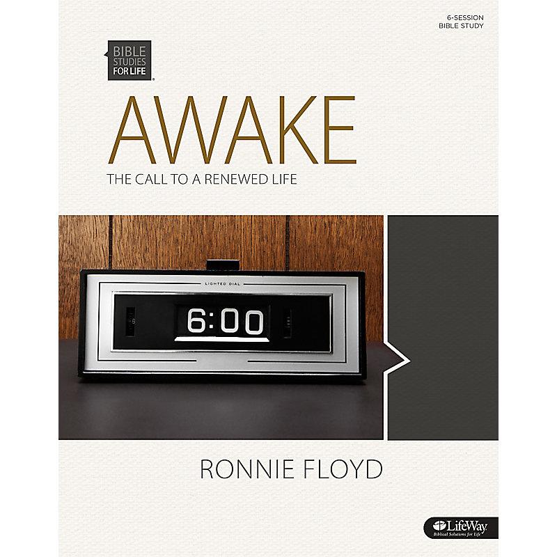 Bible Studies for Life: Awake - Bible Study Book
