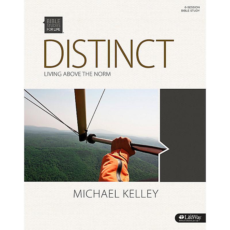 Bible Studies for Life: Distinct - Bible Study Book