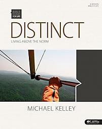 Bible Studies for Life: Distinct