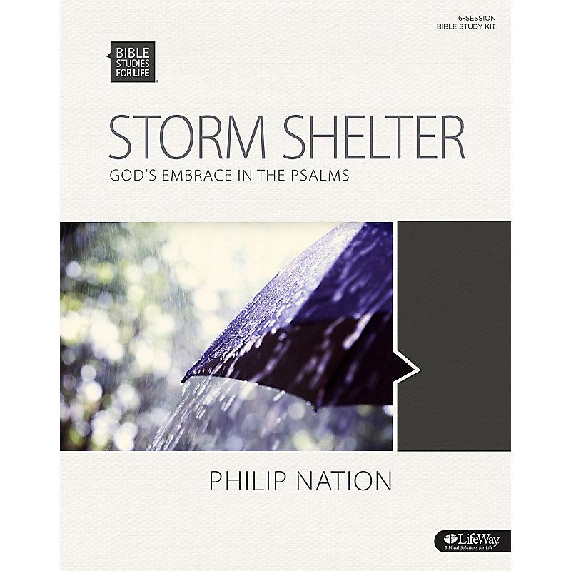 Bible Studies for LIfe: Storm Shelter - Leader Kit