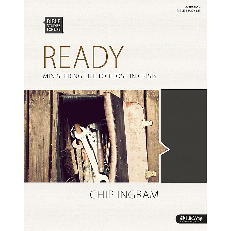 Bible Studies for Life: Ready - Leader Kit