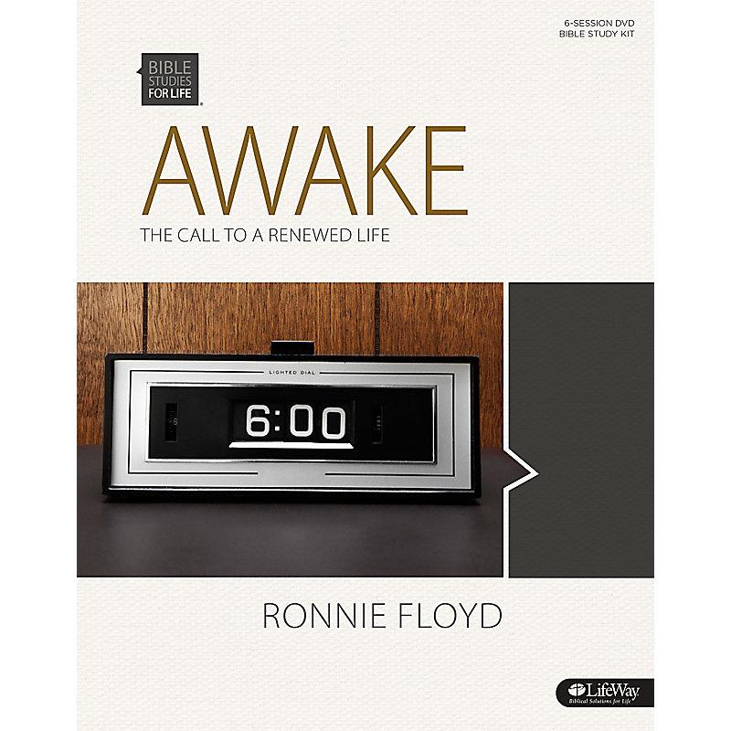 Bible Studies for Life: Awake - Leader Kit