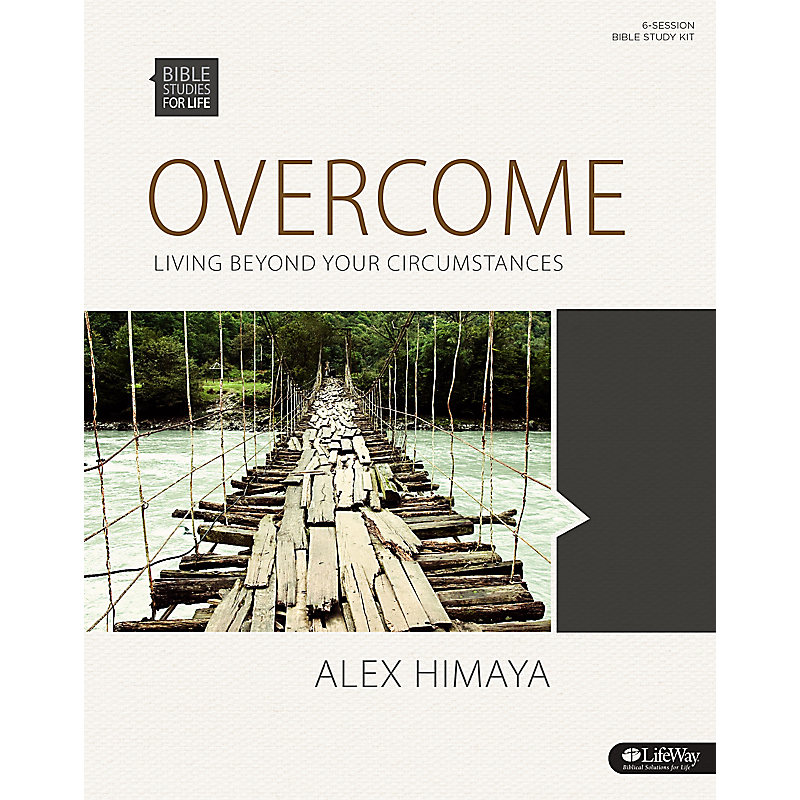 Bible Studies for Life: Overcome - Leader Kit