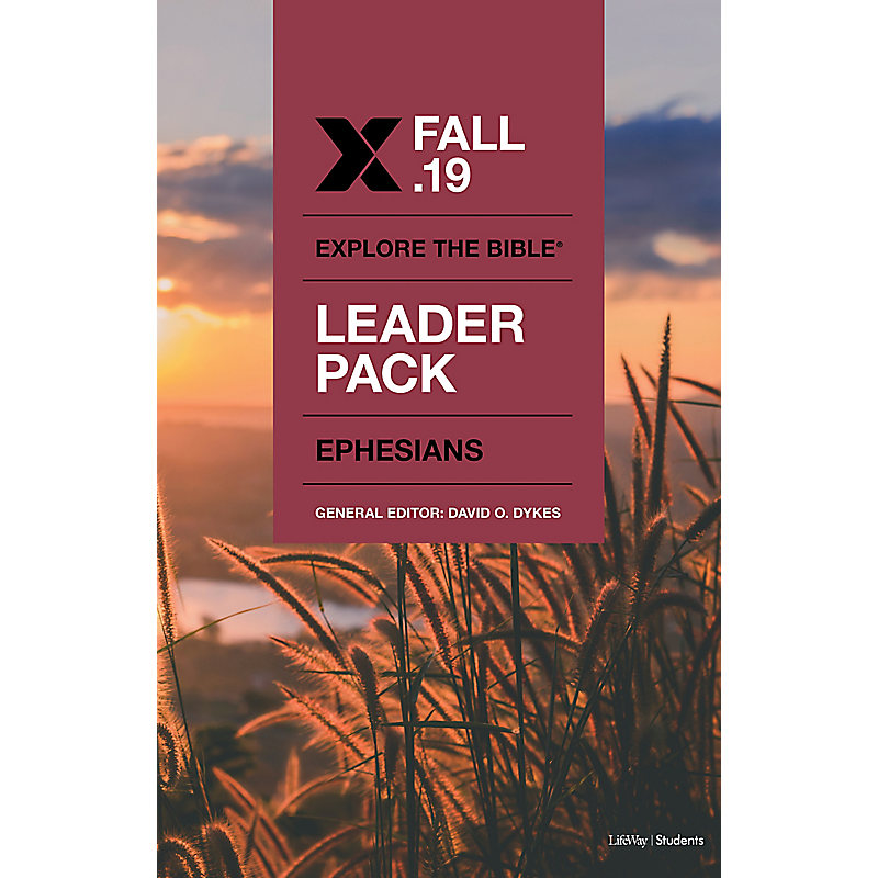 Explore the Bible: Students Leader Pack - Fall 2019 (Digital Bundle)